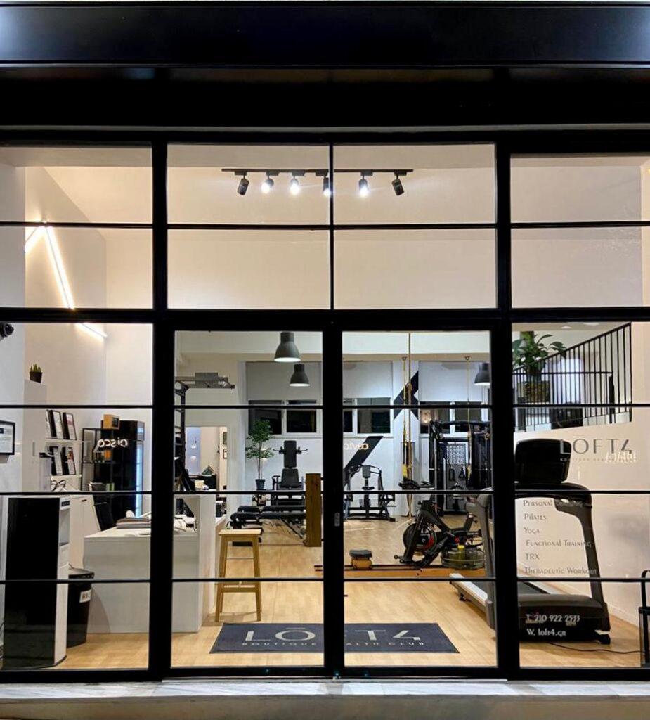 Loft4-Gym-Entrance
